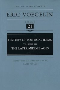 History of Political Ideas (Volume 3) (inbunden)