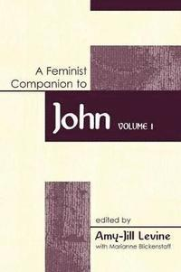 Feminist Companion to John: Vol 1 (häftad)