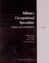 Military Occupational Specialties