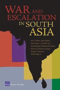 War and Escalation in South Asia (häftad)