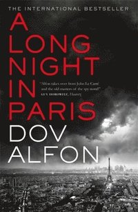 A Long Night in Paris (inbunden)