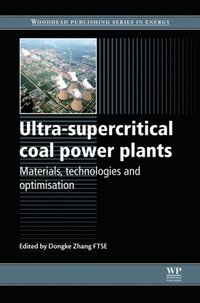 Ultra-Supercritical Coal Power Plants (e-bok)