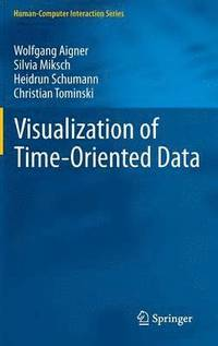 Visualization of Time-Oriented Data (inbunden)