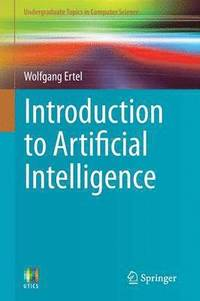 Introduction to artificial intelligence wolfgang ertel