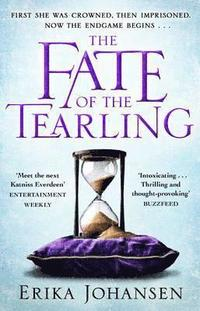 The Fate of the Tearling (häftad)