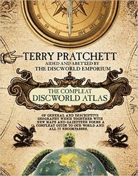 The Discworld Atlas (inbunden)
