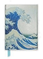 Hokusai: The Great Wave (Foiled Journal) (inbunden)