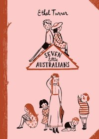 Seven Little Australians (e-bok)