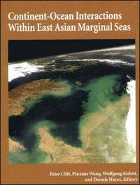 Continent-Ocean Interactions Within East Asian Marginal Seas (inbunden)