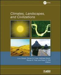Climates, Landscapes, and Civilizations (inbunden)
