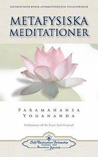Metafysiska Meditationer (Metaphysical Meditations - Swedish) (häftad)