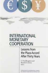 International Monetary Cooperation (e-bok)