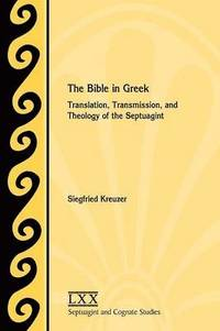 The Bible in Greek (häftad)