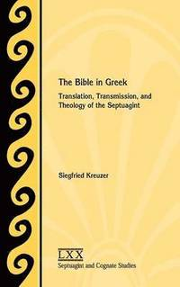 The Bible in Greek (inbunden)