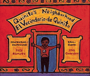 Quinito's Neighborhood/El Vecindario de Quinito (häftad)