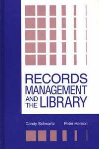 Records Management and the Library (inbunden)