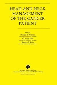 Head and Neck Management of the Cancer Patient (inbunden)