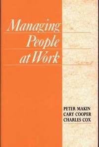 the peak performing organization cooper cary l burke ronald j