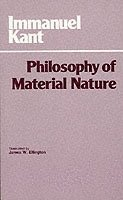 Philosophy of Material Nature (häftad)
