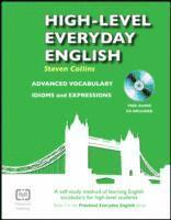 High-Level Everyday English with Audio (häftad)