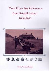 More First-class Cricketers from Rossall School 1868-2012 (häftad)