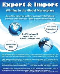 Export &; Import - Winning in the Global Marketplace (häftad)