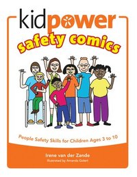 Kidpower Safety Comics: People Safety Skills for Children Ages 3-10 (häftad)