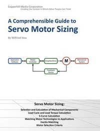 A Comprehensible Guide to Servo Motor Sizing av Wilfried Voss (Häftad)
