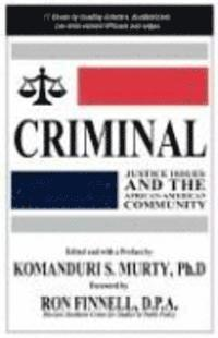Criminal Justice Issues and the African-American Community (häftad)
