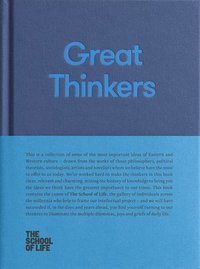 Great Thinkers (inbunden)