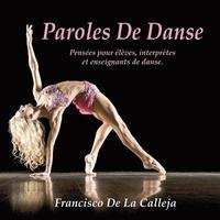 Paroles de Danse (häftad)