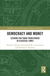Democracy and Money (e-bok)