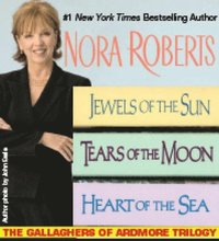 Nora Roberts's The Gallaghers of Ardmore Trilogy (e-bok)