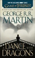 Dance With Dragons (Hbo Tie-In Edition): A Song Of Ice And Fire: Book Five (häftad)