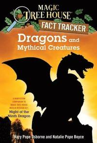 Magic Tree House Fact Tracker #35 Dragons And Mythical Creatures (häftad)