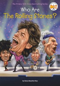 Who Are The Rolling Stones? (häftad)