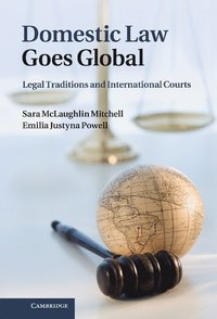 Domestic Law Goes Global (inbunden)