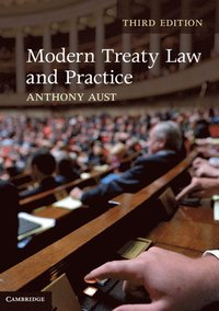 Modern Treaty Law and Practice (häftad)