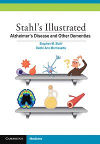 Stahl's Illustrated Alzheimer's Disease and Other Dementias (häftad)