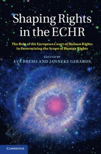 Shaping Rights in the ECHR (e-bok)