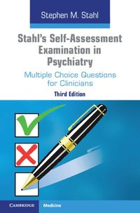 Stahl's Self-Assessment Examination in Psychiatry (häftad)