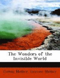 cotton mather the wonders with a unseen world