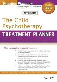 The Child Psychotherapy Treatment Planner (häftad)