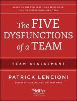 The Five Dysfunctions of a Team: Team Assessment (häftad)