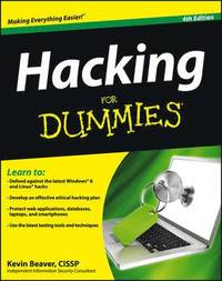 Hacking For Dummies 4th Edition (häftad)