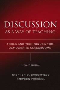 Discussion as a Way of Teaching (e-bok)