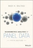 Econometric Analysis of Panel Data (häftad)