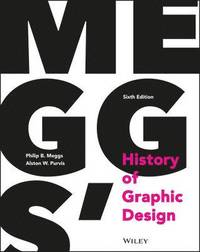 Meggs' History of Graphic Design, Sixth Edition (inbunden)