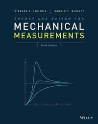 Theory and Design for Mechanical Measurements, 6E (inbunden)