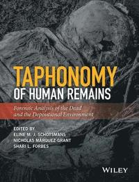 Taphonomy of Human Remains (inbunden)